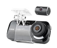 IROAD V7 2CH HD Dashcam met WiFi 16GB