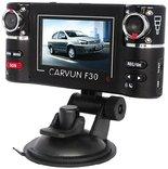 EP-F20 Dual Lens Auto Dashcamera