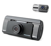 IROAD V9 2CH Full HD Dashcam met WiFi 16GB