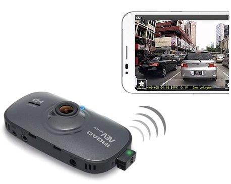 IROAD AEV HD Dashcam WiFi 16GB