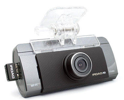IROAD A9 Full HD WiFi Dashcam 16GB