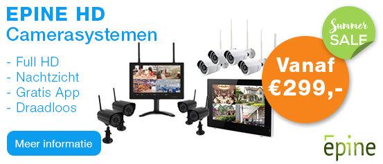 Epine HD Camerasystemen